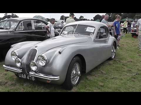 Jaguar Timeline of nearly 100 cars