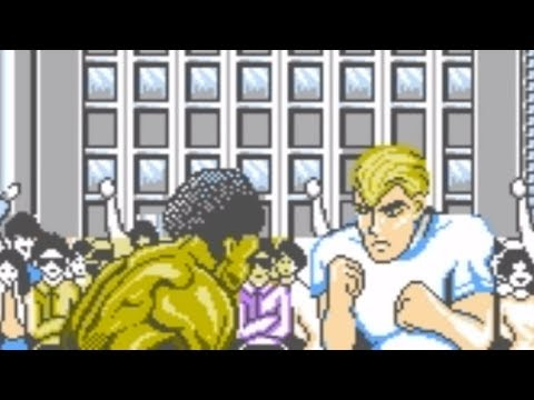 Street Fighter II: The World Warrior (NES) Playthrough - NintendoComplete
