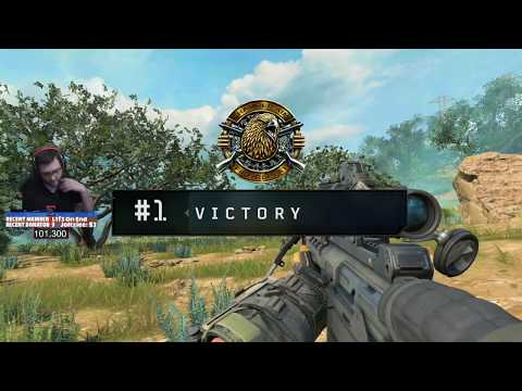 Blackout Sniping Accurately