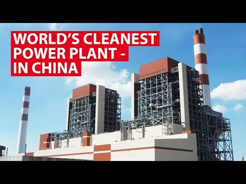 Inside The World's Cleanest Power Plant - In China   Coming Clean About Green   CNA Insider