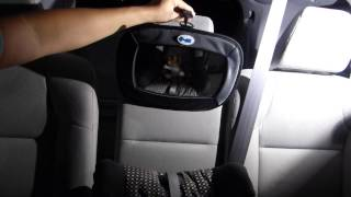 How-To Video:  Installing Your Baby Car Mirror (Giggling Monkey)