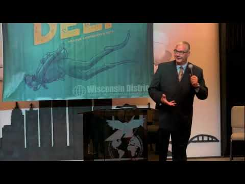Rev  Mike Dobbs Living in God's Wholeness