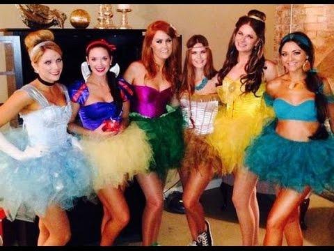 disfraces para 6 mujeres