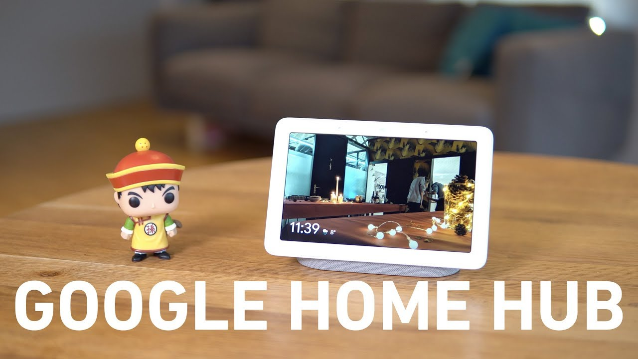 Test du Google Nest Hub : le futur de la domotique ?