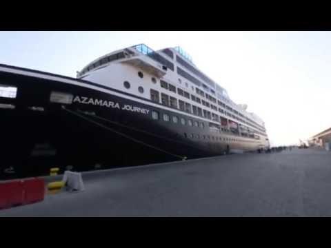 Doha Port welcomes Azamara Journey, second cruise ship of the season
