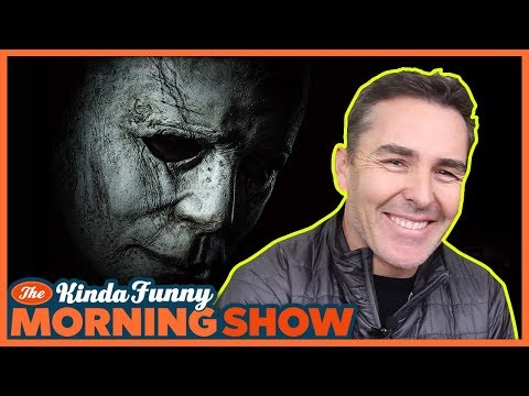 Nolan North Is Here!  The Kinda Funny Morning  06.08.18