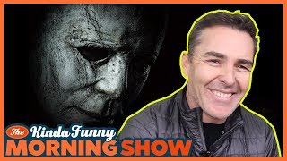 Nolan North Is Here! - The Kinda Funny Morning Show 06.08.18