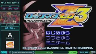 Mega Man Zero 3 by ajarmar in 42:59 AGDQ 2018 - Part 30