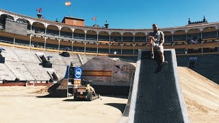 Как я сгонял на RedBull X-Fighters Madrid 16