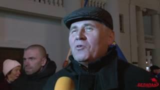 акция оппозиции по случаю 20 летия референдума 1996 года прошла в минске