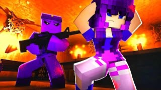 fnaf sister location purple guy s plan minecraft roleplay s2 night 8