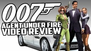 007: Agent Under Fire Playstation 2 Game Review