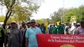Marcha del #DíaDelTrabajo