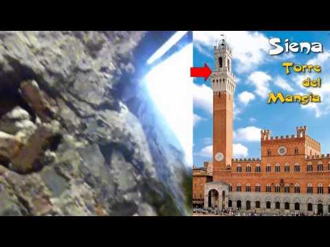 Torre del Mangia Siena, Scalino dopo Scalino vista Interna e Esterna