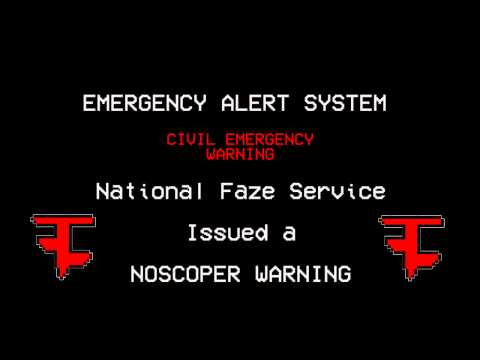 Emergency Alert System - Dank Noscopers On The Loose