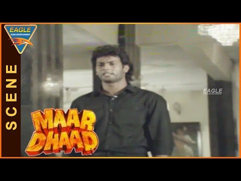 Maar Dhaad Hindi Movie || Hemant Birje Kills Rindani || Hemant Birje, Mandakini, Huma Khan
