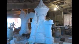 скульптуры из пенопласта, sculpting foam(скульптуры на заказ из пенопласта,стеклопластика aleksein93@mail.ru г.Барнаул., 2015-11-28T06:27:58.000Z)