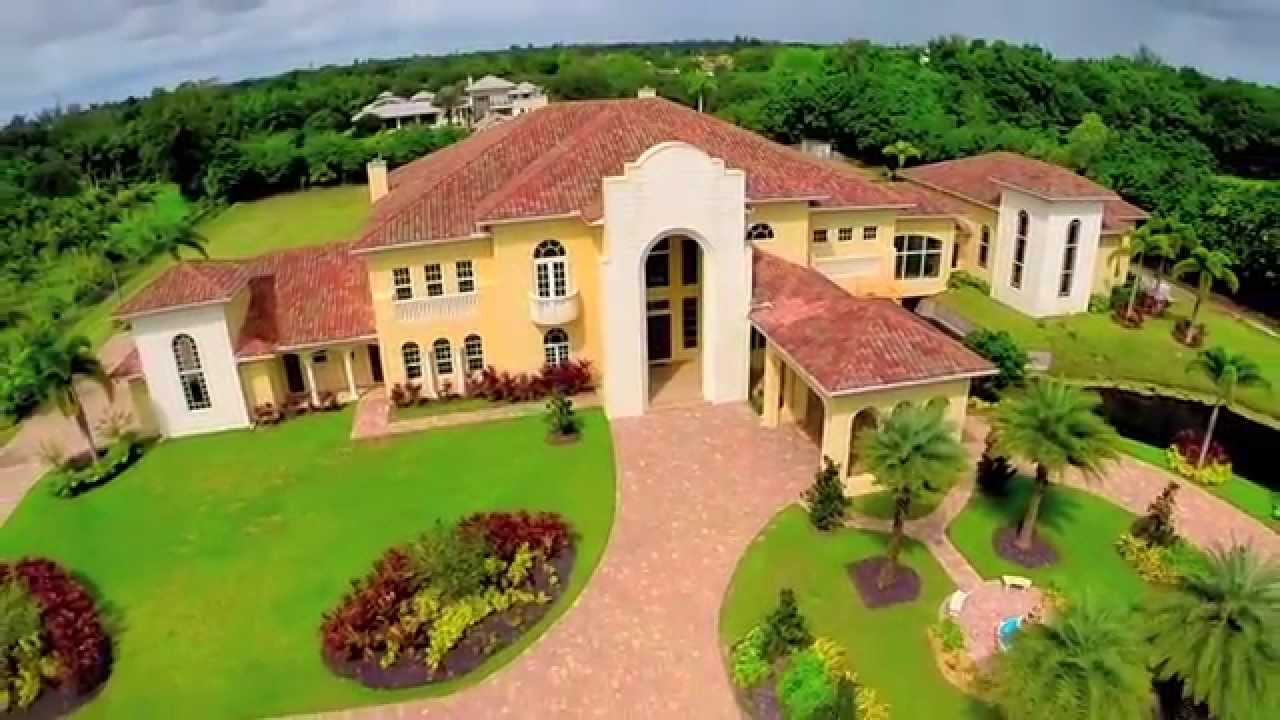 South florida luxury equestrian estate 13607 bella ranch for South west ranch