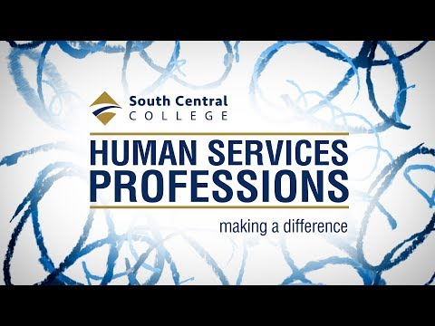 South Central College   Human Services