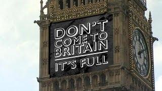 İngiltere'ye hala gelmek istiyor musunuz? - reporter
