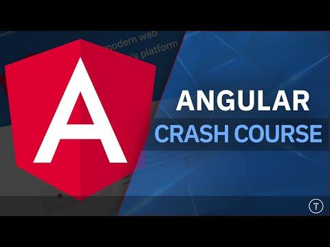 Angular Crash Course 2021