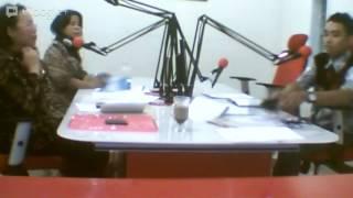 Talk Show Interaktif bersama DISHUBKOMINFO KALTENG