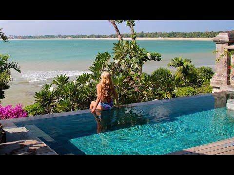 Follow Me To BALI 🌴 My Paradise Moments 🔮 at Four Seasons Bali Jimbaran Bay 🌺 & Sayan in Ubud 🌴