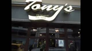 Tony's Di Napoli - Midtown Manhattan NYC Italian Restaurant - Review