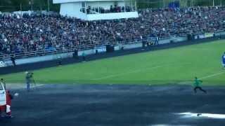 Буковина  - Дніпро 2013. Свято футболу в Чернівцях!