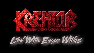 KREATOR - Lion With Eagle Wings (LYRIC VIDEO)