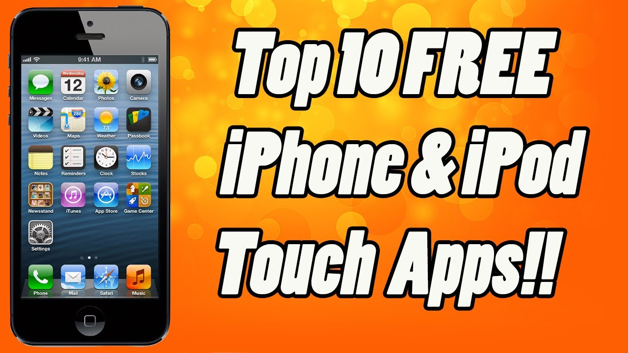 best free ipod touch game apps