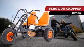 Review | BERG Duo Chopper BF pedal go-kart
