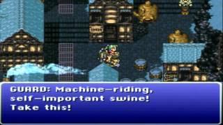 Final Fantasy VI (PS1) Part 1 The Beginning