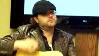 "Randy Houser at KKNG 93.3 sings ""Wild Wild West"""