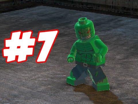 LEGO Batman 2 - LEGO BRICK ADVENTURES - PART 7 - KILLER ...