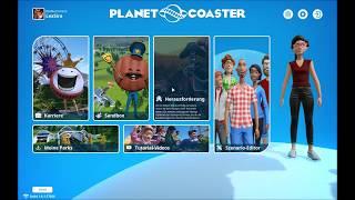 PlanetCoaster #001 - Wie es begann ...