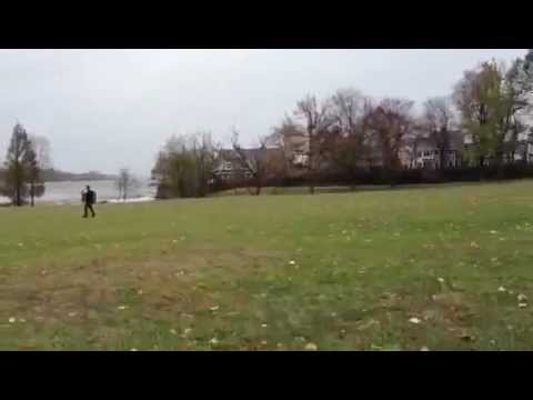Hurricane Sandy in New Rochelle