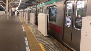 東急田園都市線 梶が谷駅3番線ホームドア設置