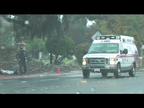 More Car Crashes On Scenic Dr. Near Bodem St. In Modesto, California