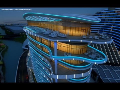Jupiters Gold Coast Six Star Hotel Reaches the Half Way Mark - 2016