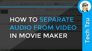 How to Extract Audio from Video in Movie Maker