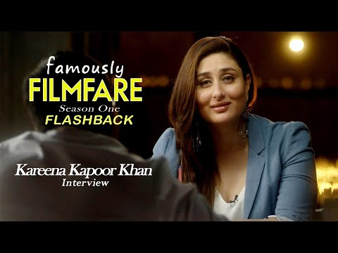 Kareena Kapoor Khan Talks About Being a star, a wife and a mother | Famously Filmfare S1 | Throwback