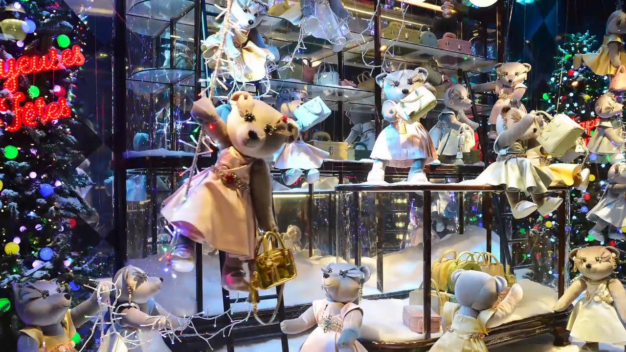 World's Best Department Store Holiday Window Displays ...