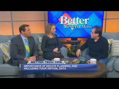 There is Life After Death - On the Internet! Discussion by Stan Prager of GoGeeks on WMN News TV