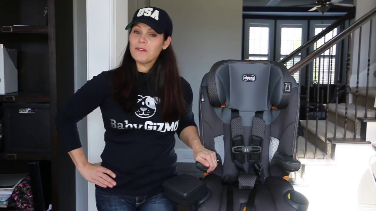 Chicco MyFit LE Combination Harness To Booster Car Seat Review By Baby Gizmo