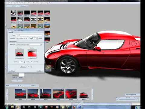 Visualization & Digital Effect Creation with Autodesk
