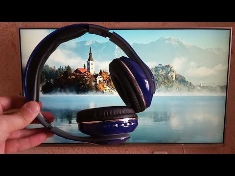 Как подключить Bluetooth наушники к телевизору LG