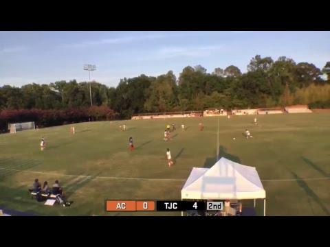 2018 Women's Soccer vs Angelina College (8/31/18)