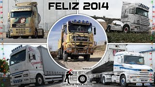[CATALONIA TRUCK PHOTOS]Feliz Año 2014