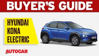 Hyundai Kona Electric - real world ownership cost review | Buyer's Guide | Autocar India